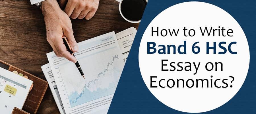writing hsc economics essays
