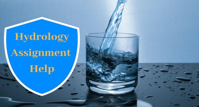 Best Online Hydrology Assignment Help & Assignment writing
