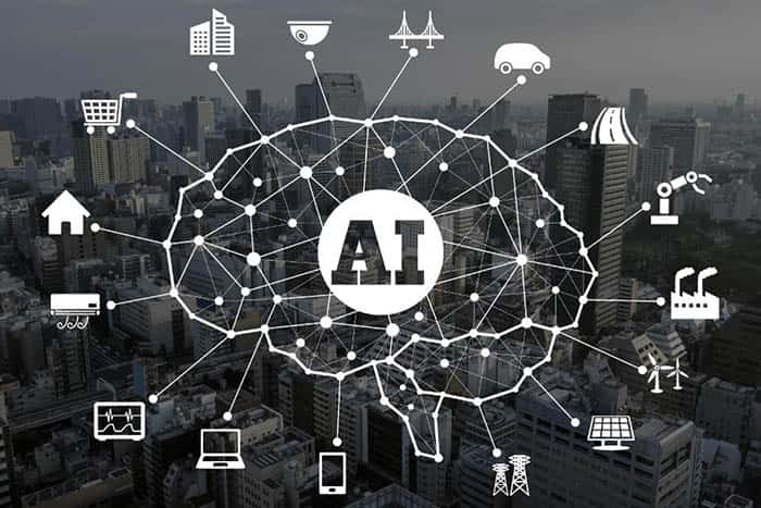 Role of Artificially Intelligent Machines in Different Areas