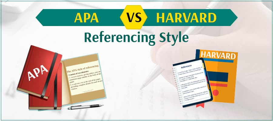 Do you know what is the difference between APA vs Harvard Referencing Style?