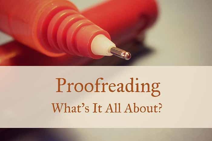 documents proofreading