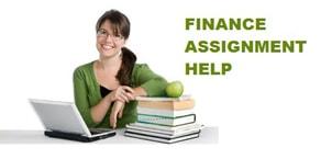 Finance Dissertation