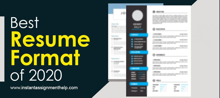 Best Resume Writing Service Picks Top Formats Of 2020