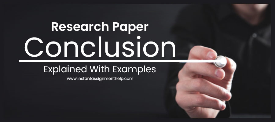 Research Paper Conclusion