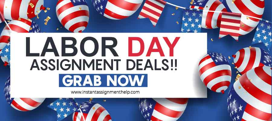 Labor Day Assignment Deals!! Grab Now