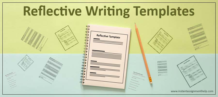 Reflective Writing Templates